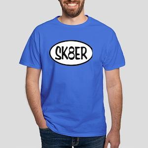 SK8ER Oval Dark T-Shirt