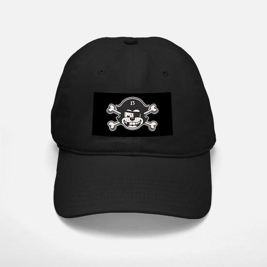 Catptain 13 Baseball Hat