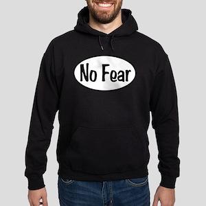 No Fear Oval Hoodie (dark)