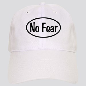 No Fear Oval Cap