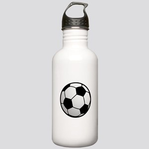 Fun Soccer Ball Stainless Water Bottle 1.0L