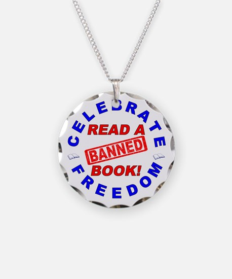 Read a Banned Book! Necklace