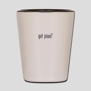 Got Piwo Shot Glass