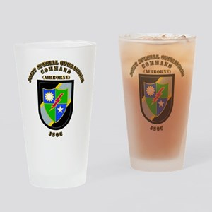 SOF - JSOC - Flash - Ranger Drinking Glass