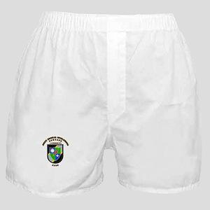 SOF - JSOC - Flash - Ranger Boxer Shorts
