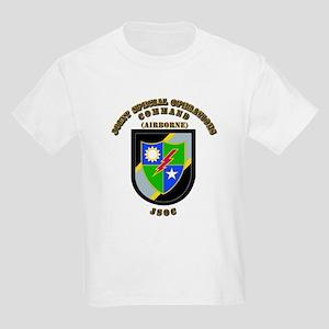 SOF - JSOC - Flash - Ranger Kids Light T-Shirt