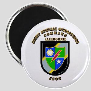SOF - JSOC - Flash - Ranger Magnet