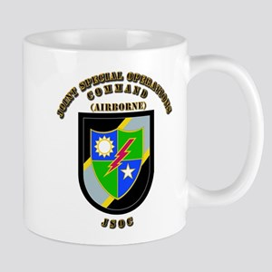 SOF - JSOC - Flash - Ranger Mug