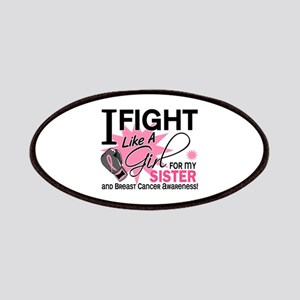 Fight Like A Girl Breast Cancer Patches