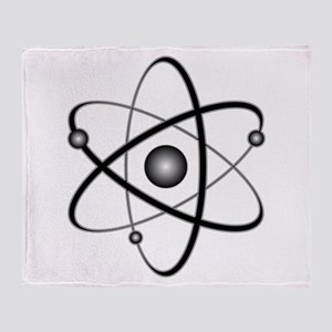 Atomic Throw Blanket