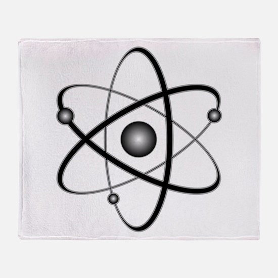Atomic Throw Blanket