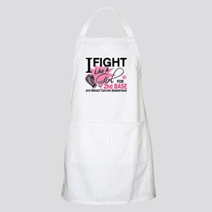 Fight Like A Girl Breast Cancer Apron