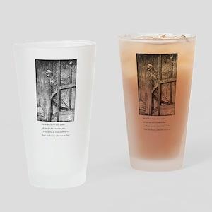 Quatrain XXIV Drinking Glass
