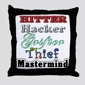 HHGTM Throw Pillow