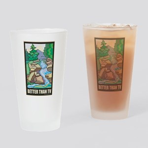 Outdoors Nature Drinking Glass