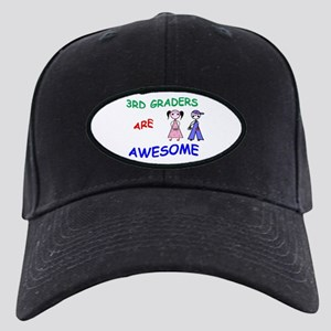 3RD GRADERS ARE AWESOME Black Cap