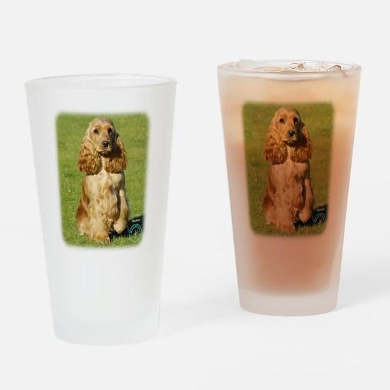Cocker Spaniel 9P055D-057 Drinking Glass