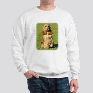 Cocker Spaniel 9P055D-057 Sweatshirt