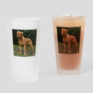 Dogue de Bordeaux 9Y201D-193 Drinking Glass