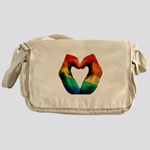 FEEL THE HARMONY Messenger Bag