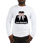 Gay Wedding Long Sleeve T-Shirt