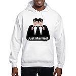 Gay Wedding Hooded Sweatshirt