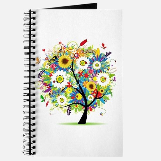 summer tree Journal