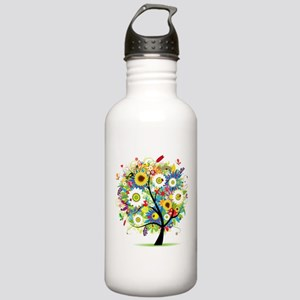 summer tree Stainless Water Bottle 1.0L
