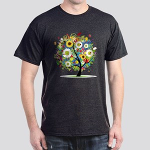 summer tree Dark T-Shirt