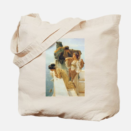 Unique Alma Tote Bag