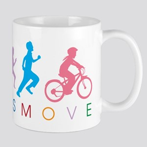 lets_move_race Mugs