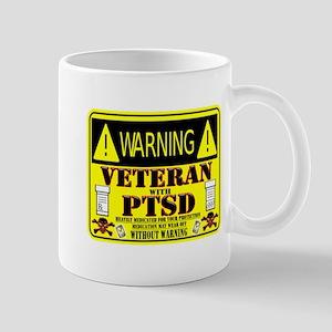 PTSD Medicated Veteran Mug