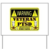 Ptsd Yard Signs