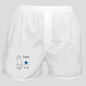 Super star cat Boxer Shorts