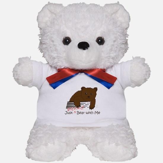 Unique Sweet brown Teddy Bear