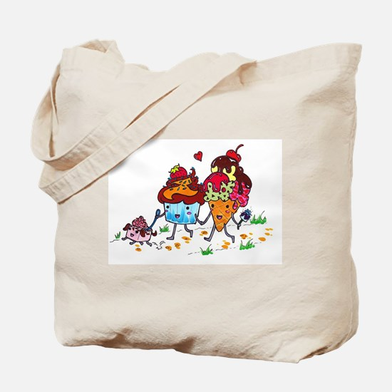 Sweet Love Series: Quite the Tote Bag