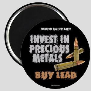 """Buy Lead 2.25"""" Magnet (10 pack)"""
