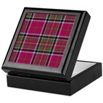 Stewart of Galloway Keepsake Box