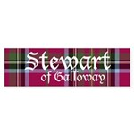 Stewart of Galloway Sticker (Bumper)