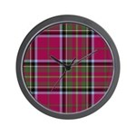 Stewart of Galloway Wall Clock