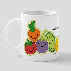 Garden Veggie Friends Mug