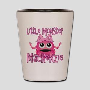 Little Monster Mackenzie Shot Glass