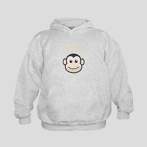 Personalities - Funky Monkey Kids Hoodie