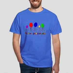 Bulgarian Birthday Dark T-Shirt
