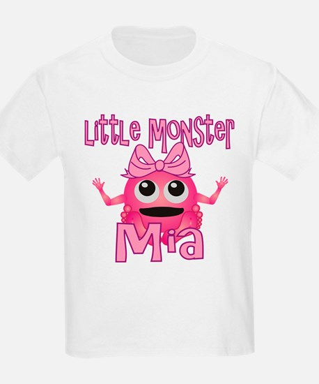 Little Monster Mia T-Shirt