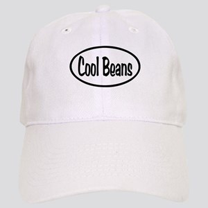 Cool Beans Oval Cap