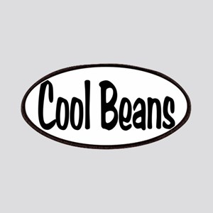 Cool Beans Oval Patches