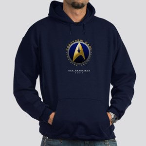 Kobayashi Maru Training Facil Hoodie (dark)