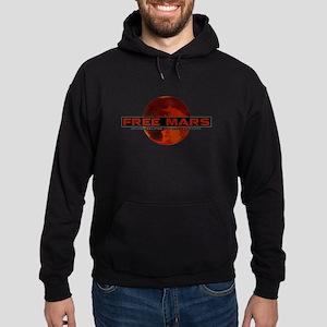 Free Mars Hoodie (dark)