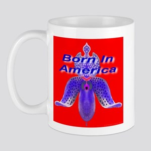 Born In America Mug